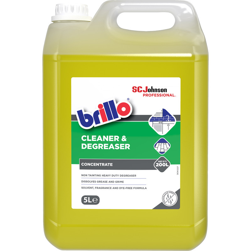 Brillo Cleaner & Degreaser