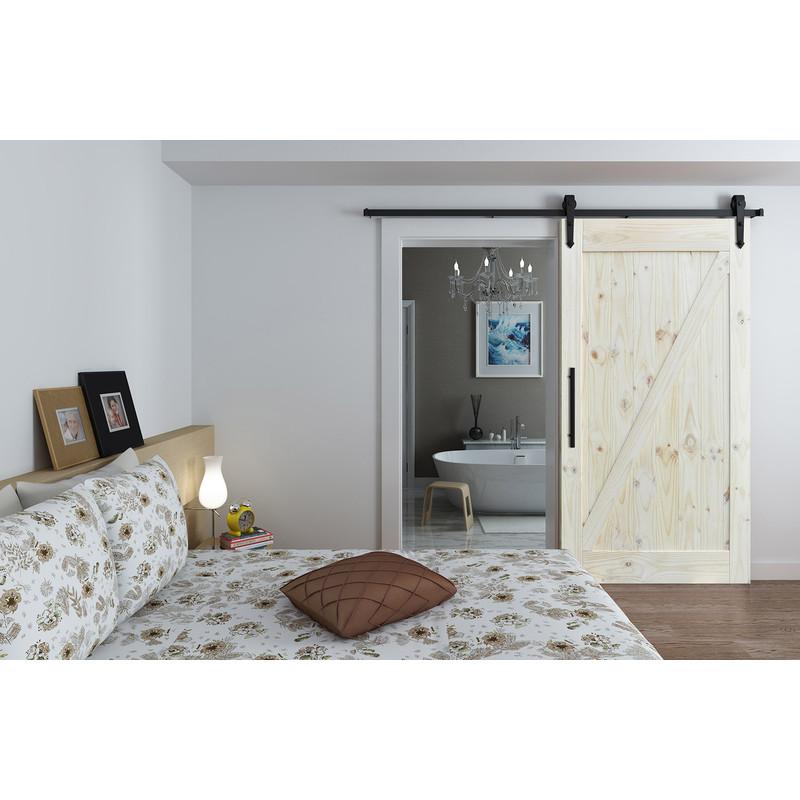 Coburn Flat Track 100 Arrow Head Hanger One Door System