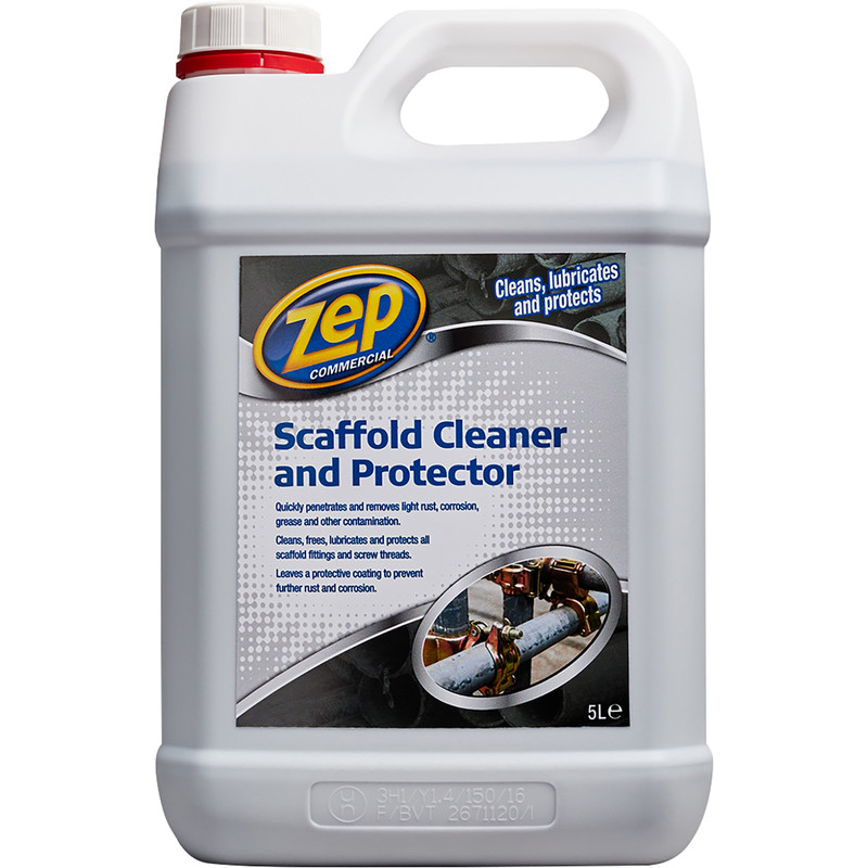 Zep Commercial Scaffold Cleaner & Protector