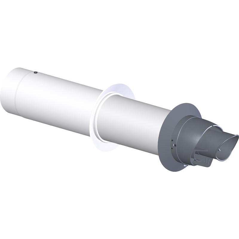 Viessmann Vitodens Telescopic Flue Kit