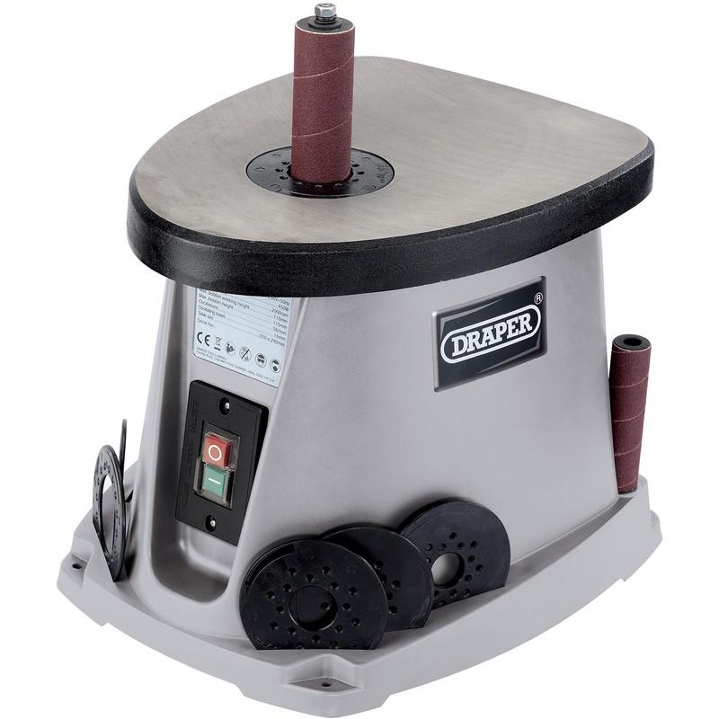 Draper 450W Oscillating Spindle Sander