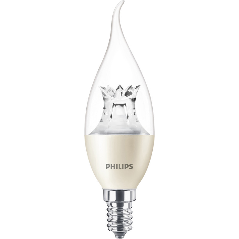 Warm 6w Lamp Dimmable Candle Led Philips Glow Sese14470lm kiZuOPTX