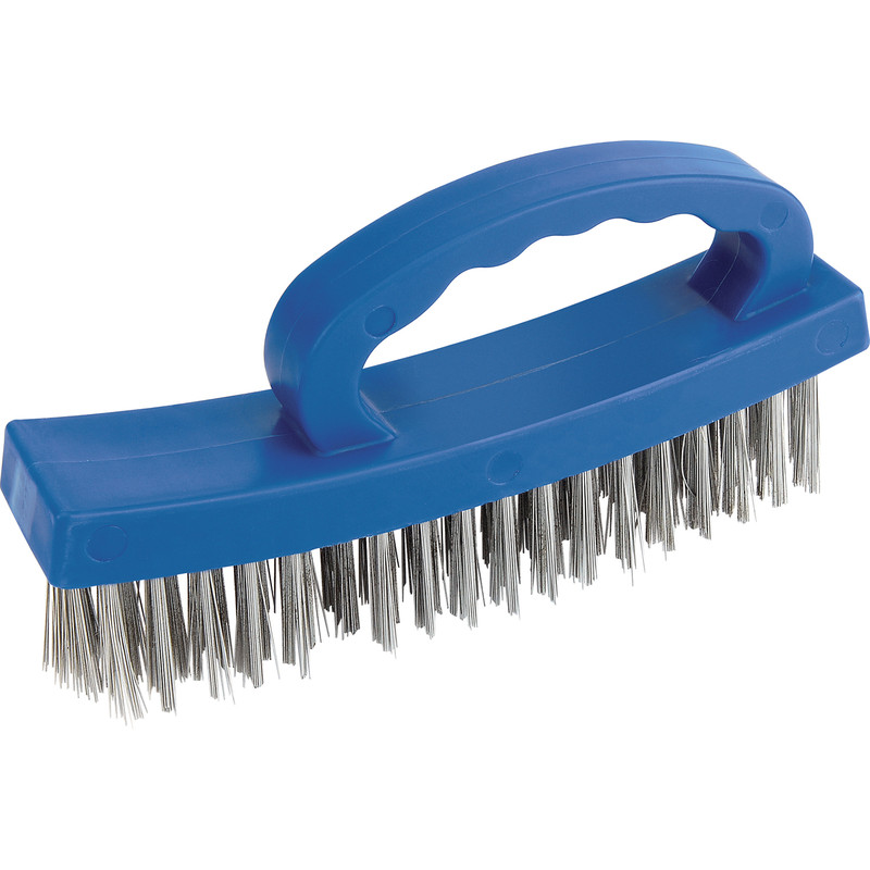 Draper Jumbo Easy Grip Wire Brush