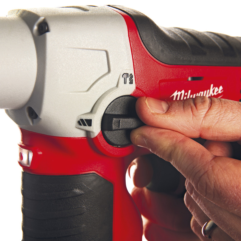 Milwaukee M12H 12V Li-Ion Cordless Compact SDS 2 Mode Hammer Drill