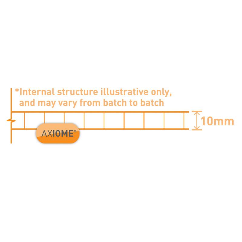 Axiome 10mm Polycarbonate Opal Twinwall Sheet
