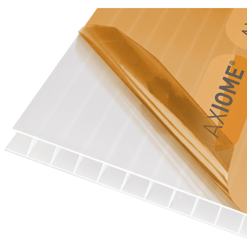 Axiome 10mm Polycarbonate Opal Twinwall Sheet