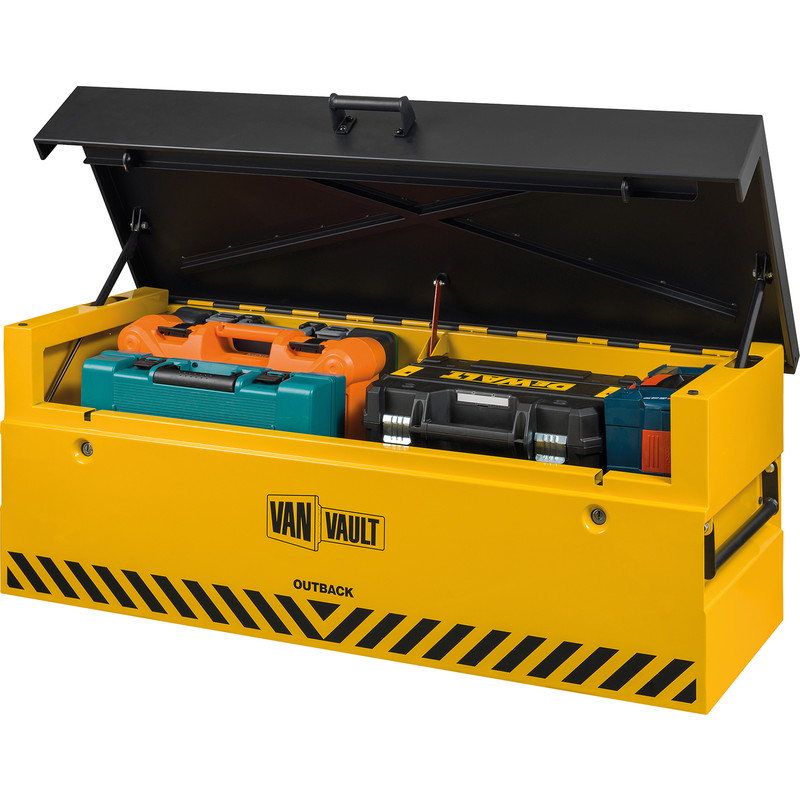 Van Vault Outback Storage Box