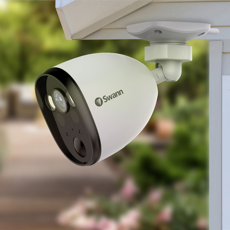 Swann Spotlight Outdoor Security Camera