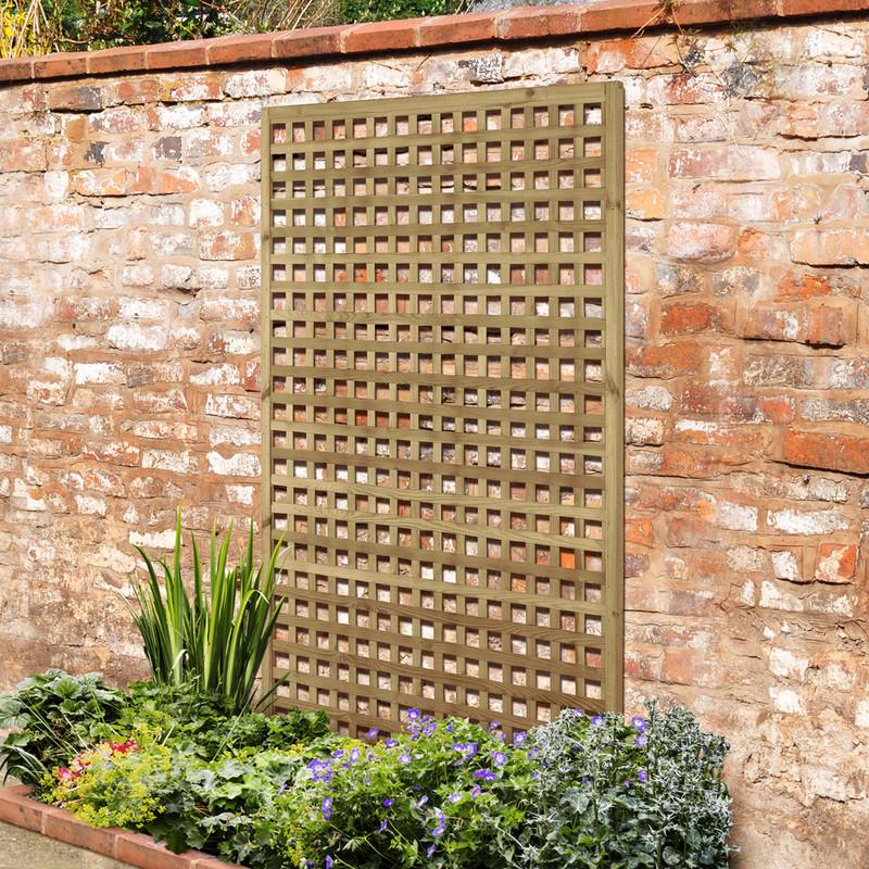 Forest Garden Premium Framed Trellis