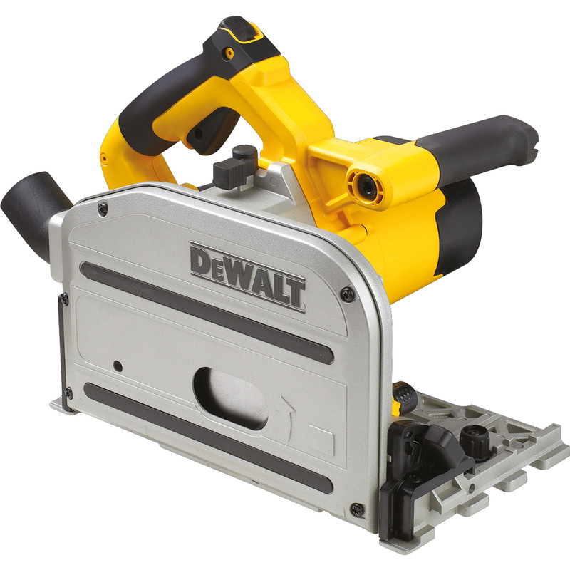 DeWalt 1300W 165mm Plunge Saw