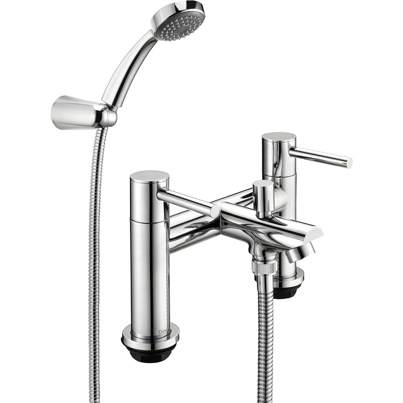 Deva Insignia 1/4 Turn Bath Shower Mixer Tap