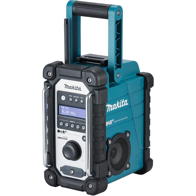 Makita DAB+/FM Site Radio