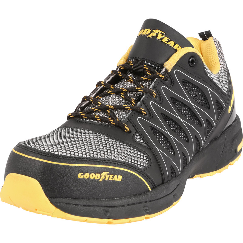 161698299d4 Goodyear Safety Trainers Size 8