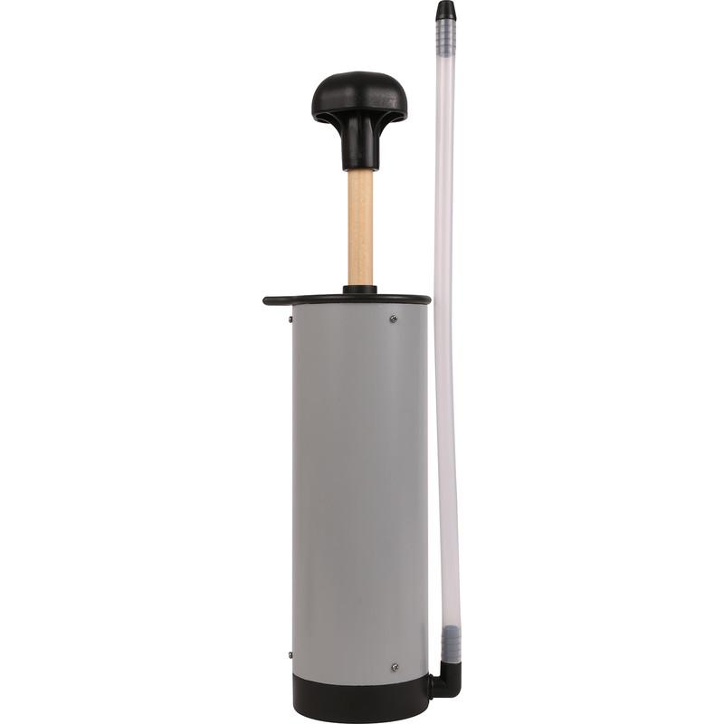 Rawlplug Drill Hole Blow Out Pump