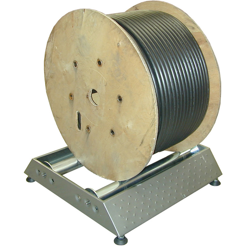 Floor Mounted Cable Reel Dispenser