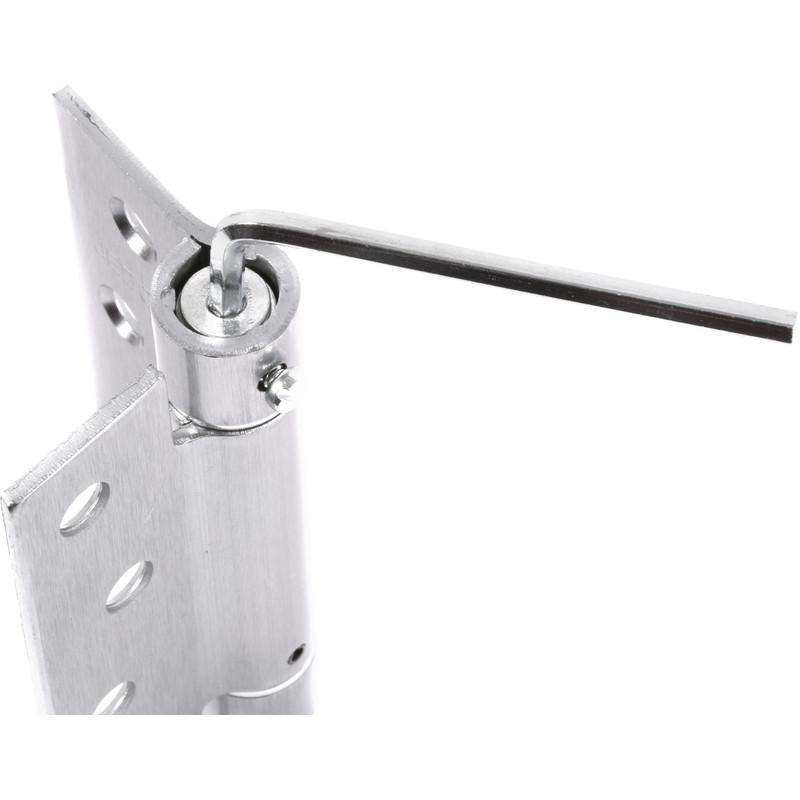 Adjustable Sprung Hinge 102 x 76mm
