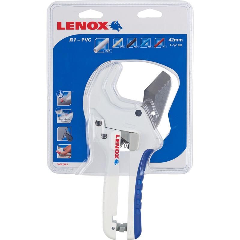 Lenox Ratcheting PVC Tubing Cutter