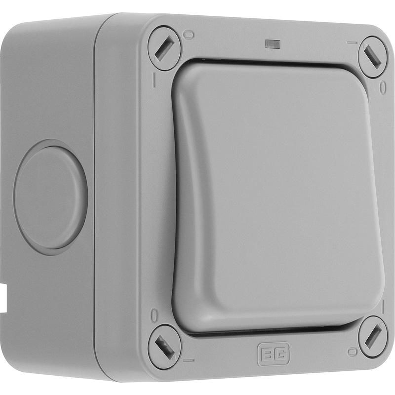 BG IP66 20AX DP Switch