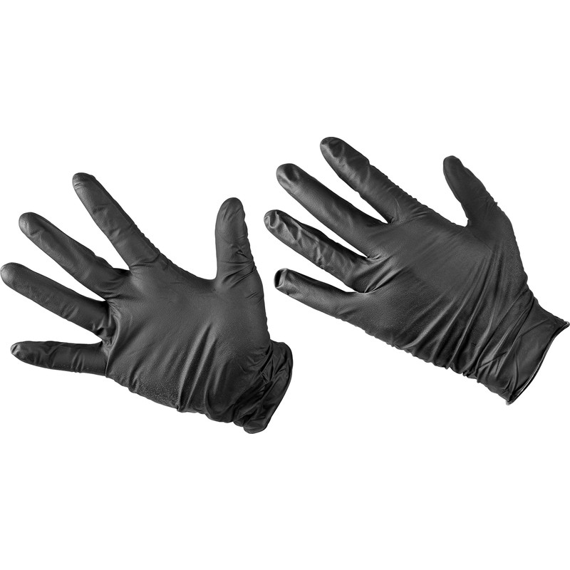 Black Mamba Super Tough Disposable Gloves