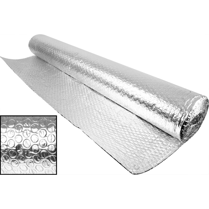 Ybs General Purpose Thermawrap Insulation 600mm X 7 5m