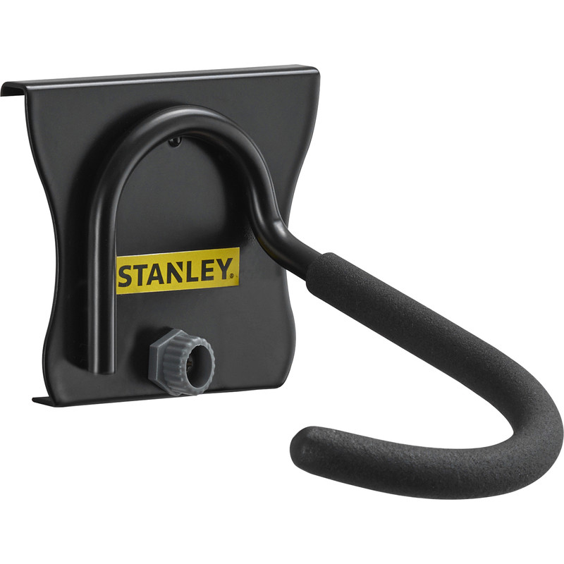 Stanley Track Wall System Vertical Bike Hook