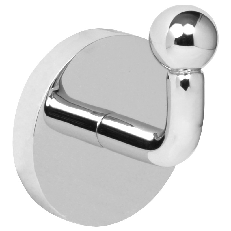 Polished Robe Hook