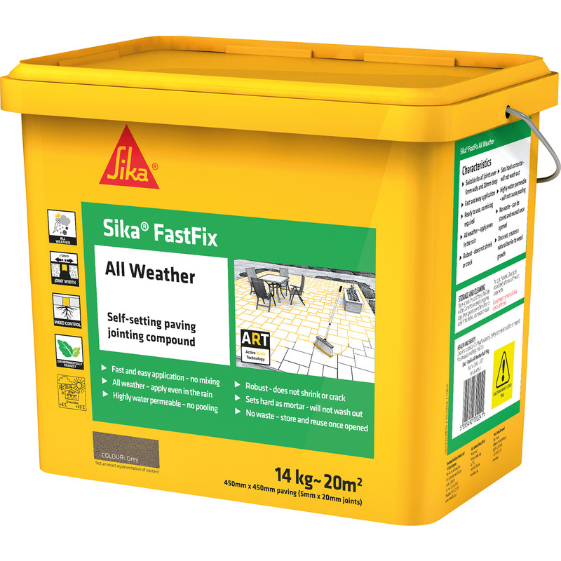 Sika FastFix All Weather Jointing Compound