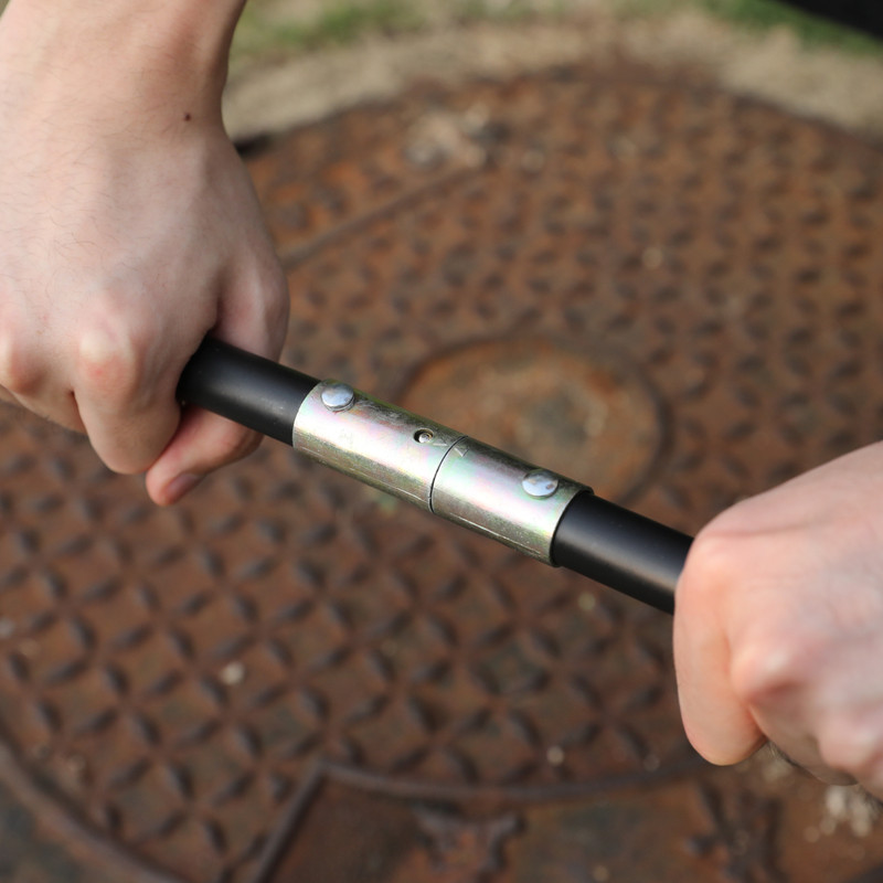 Minotaur Secure Joint Drain Rods