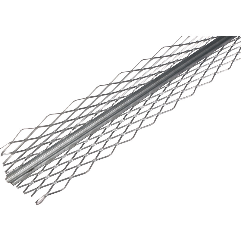 Galvanised Steel Angle Bead