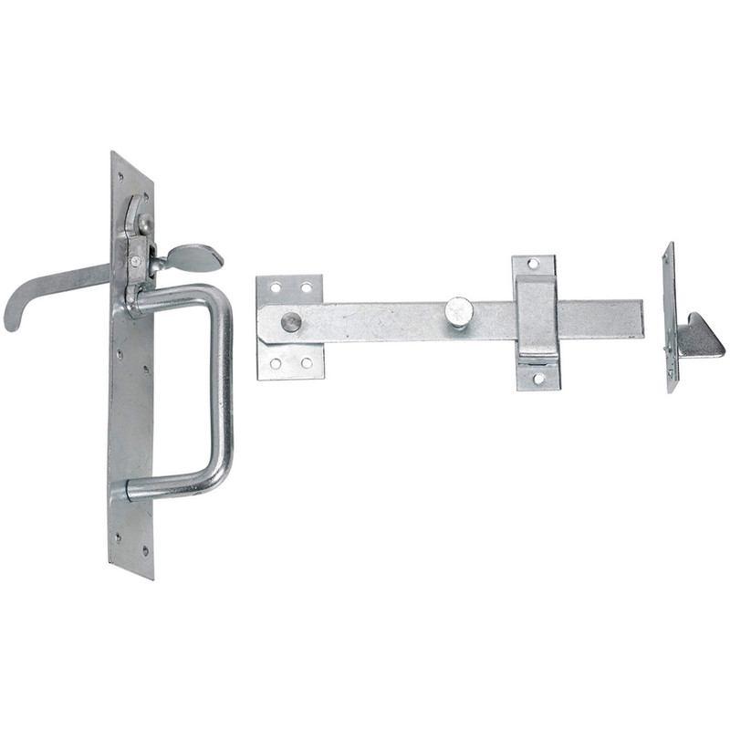 Stainless Steel Heavy Suffolk Latch
