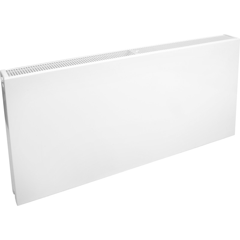 Design Convector Radiator.Type 22 Flat Fronted Double Panel Double Convector Radiator 500 X 800mm 3860btu