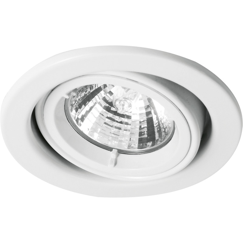 Cast Ring 240V/12V Adjustable Downlight