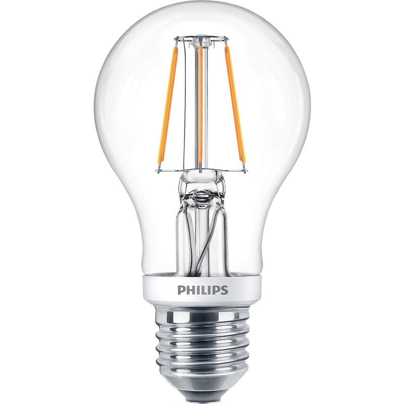 Philips Led Filament A Shape Dimmable Lamp
