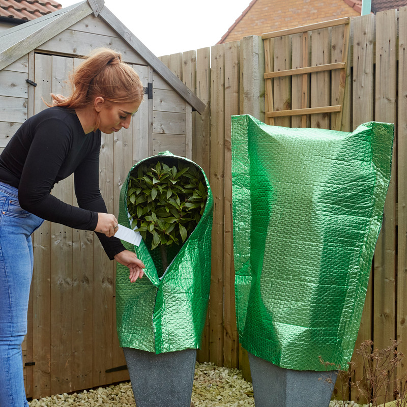 ThermaWrap Self-Adhesive Garden Insulation