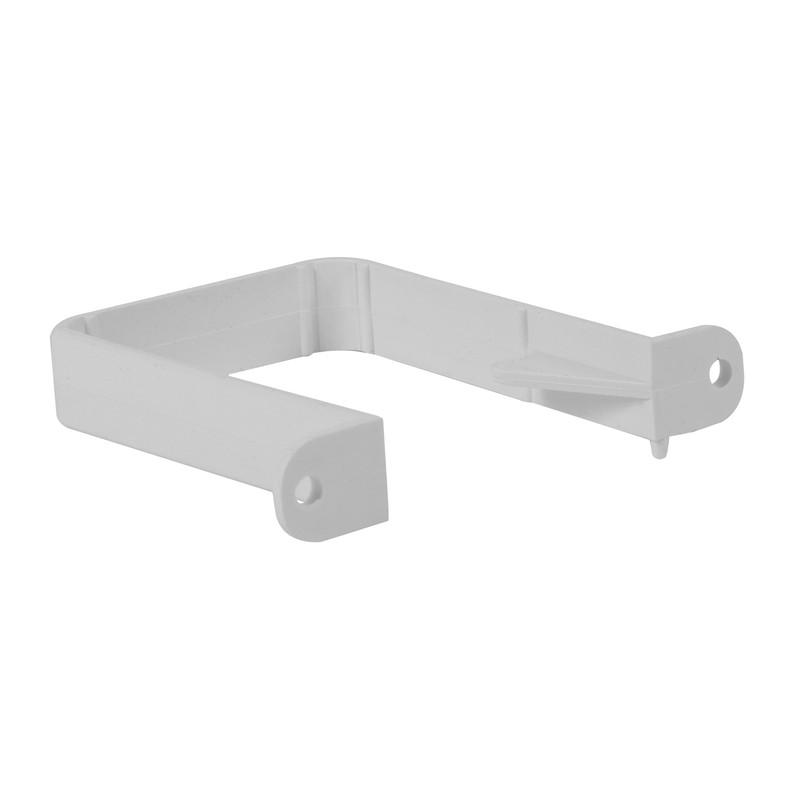 65mm Square Downpipe Clip