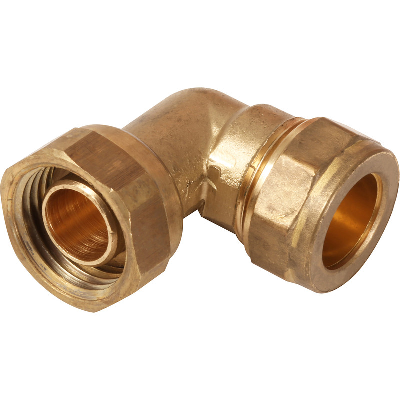 Made4Trade Compression Bent Tap Connector