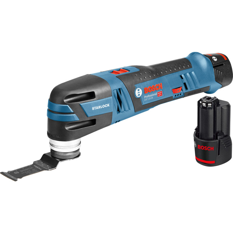 Bosch GOP 12 V-28 12V Brushless Cordless Multi Cutter