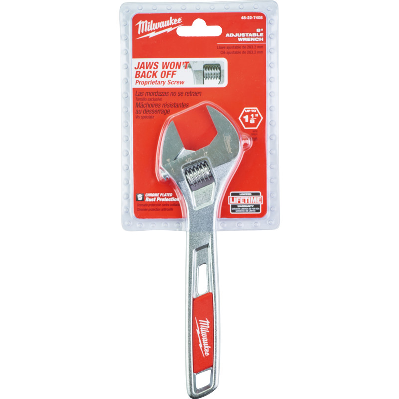 Milwaukee Adjustable Wrench
