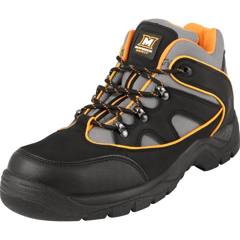Maverick Solo Safety Hiker Boots
