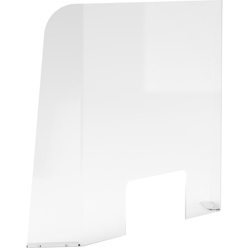Sanique Freestanding Desktop Protective Screen