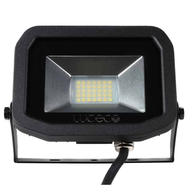 Luceco LED IP65 Slimline Guardian Floodlight