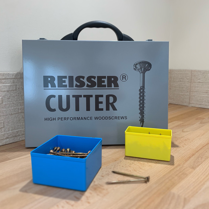 Reisser Cutter Trade Case