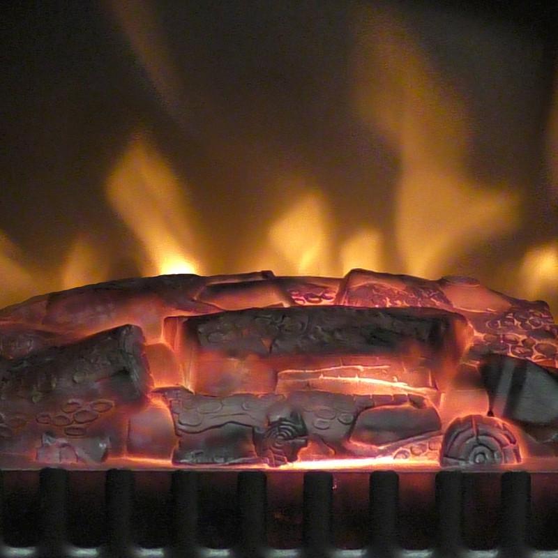 Be Modern Colman Electric Stove Fire