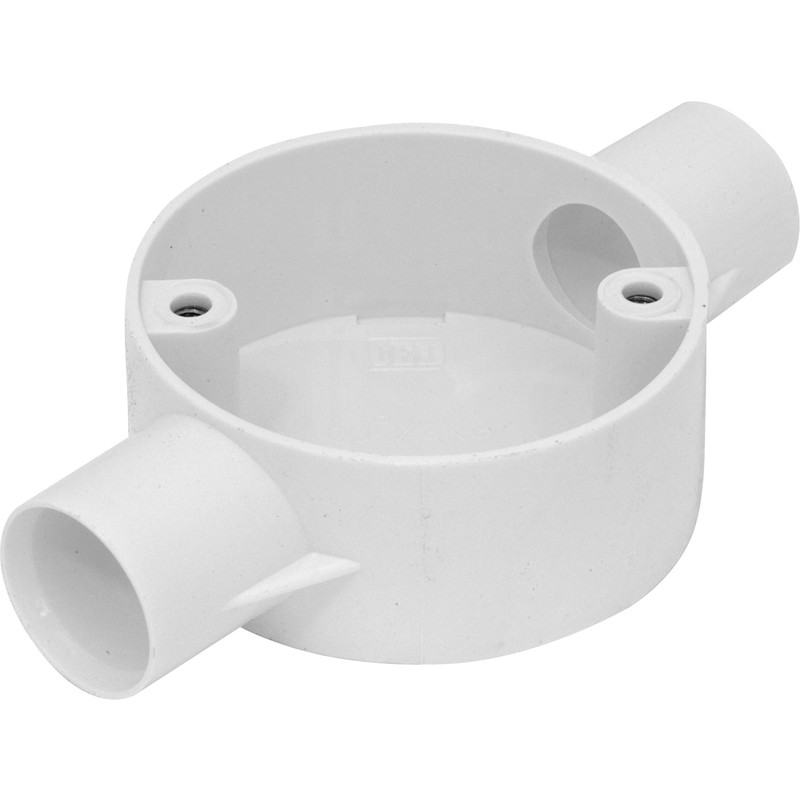 25mm PVC Conduit Box