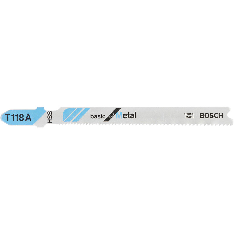 Bosch Bayonet Jigsaw Blade T118A