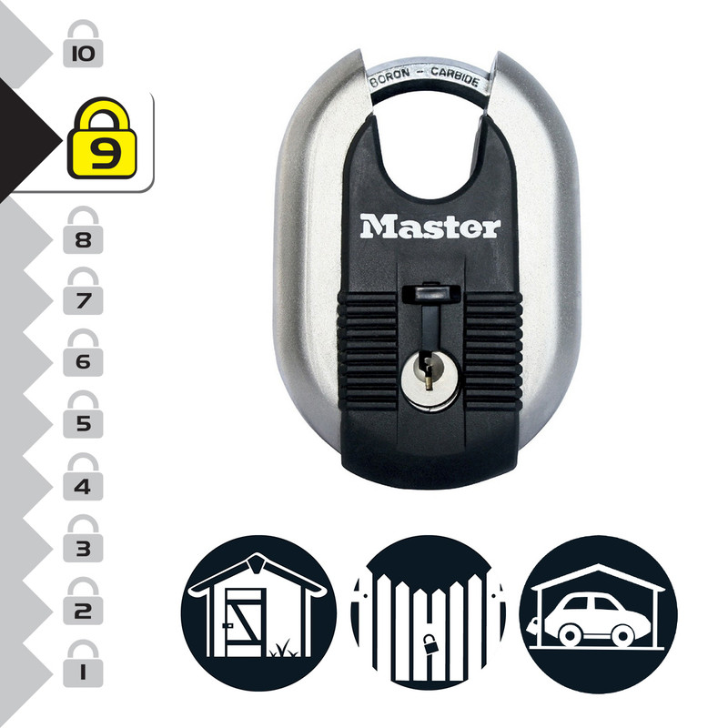 Master Lock EXCELL Reinforced Padlock