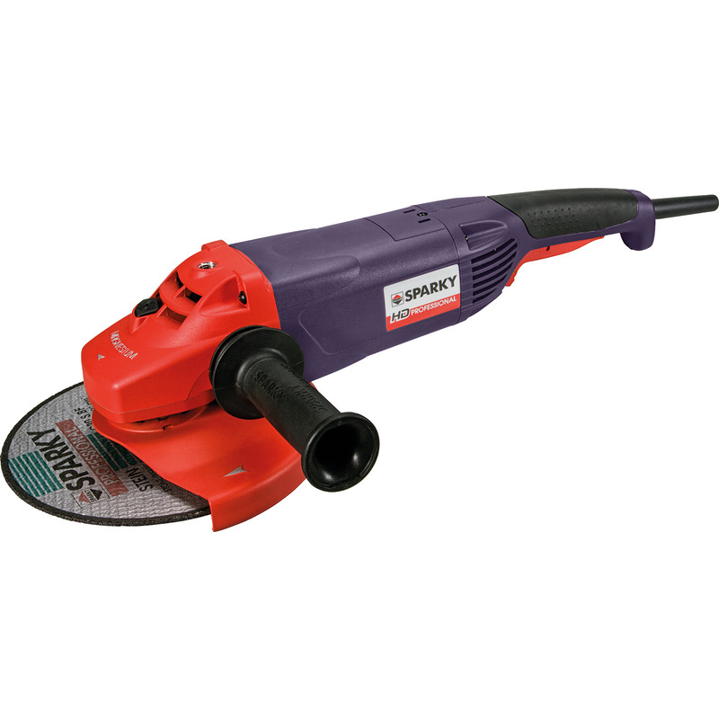 Sparky MBA 2000P 230mm Angle Grinder