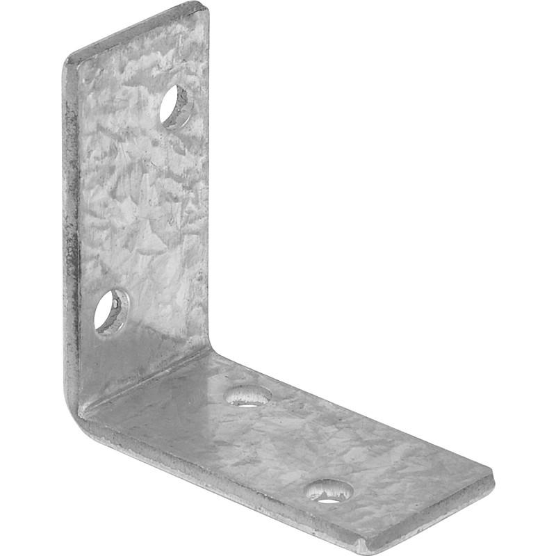 Galvanised Angle Plate