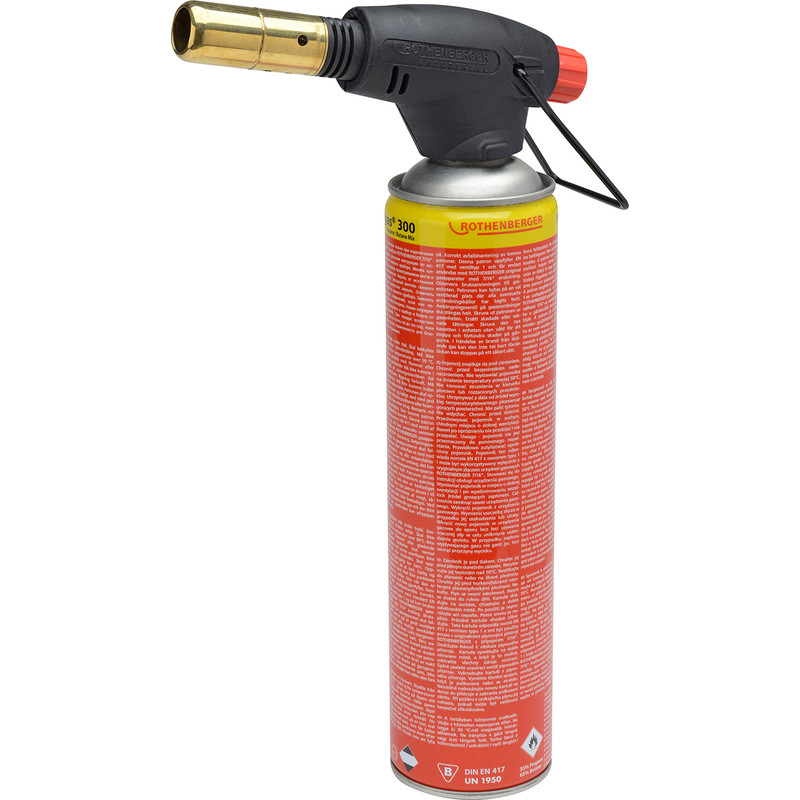 Rothenberger Rofire Adjustable Flame Blow Torch