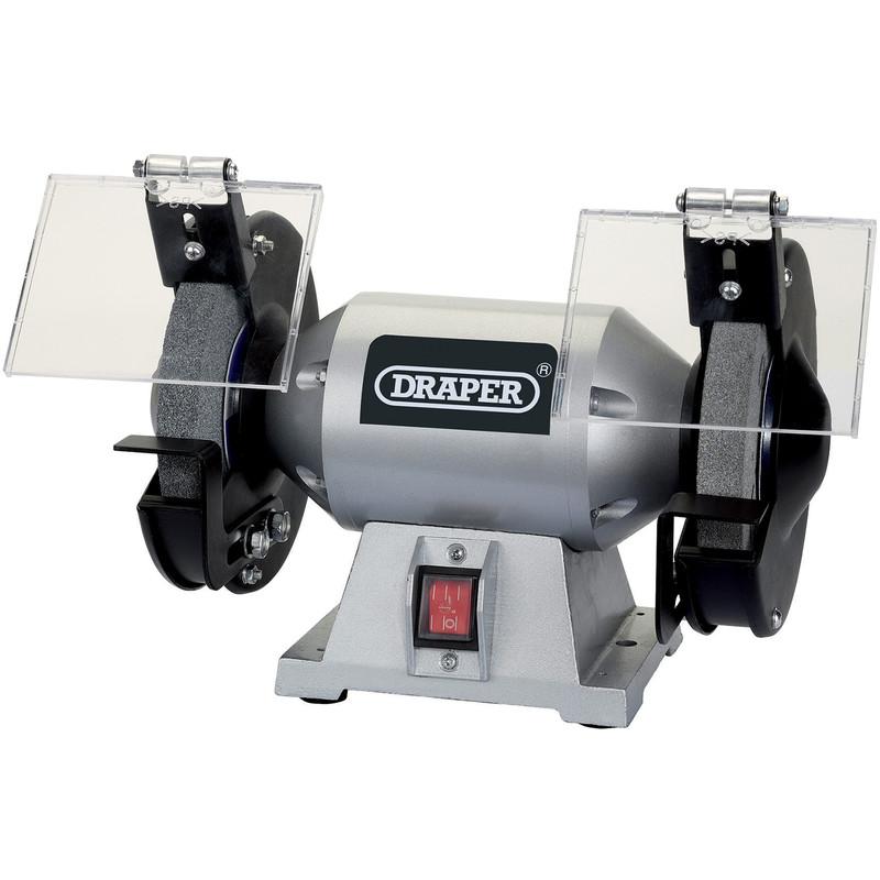 Draper 150mm 250W Bench Grinder